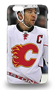 6 Snap On 3D PC Case Cover Skin For Iphone 6 NHL Calgary Flames Jarome Iginla #12 ( Custom Picture iPhone 6, iPhone 6 PLUS, iPhone 5, iPhone 5S, iPhone 5C, iPhone 4, iPhone 4S,Galaxy S6,Galaxy S5,Galaxy S4,Galaxy S3,Note 3,iPad Mini-Mini 2,iPad Air )