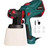 Best Electric Paint Sprayers - Scuddles Power Paint Sprayer Hvlp Spray Gun Review