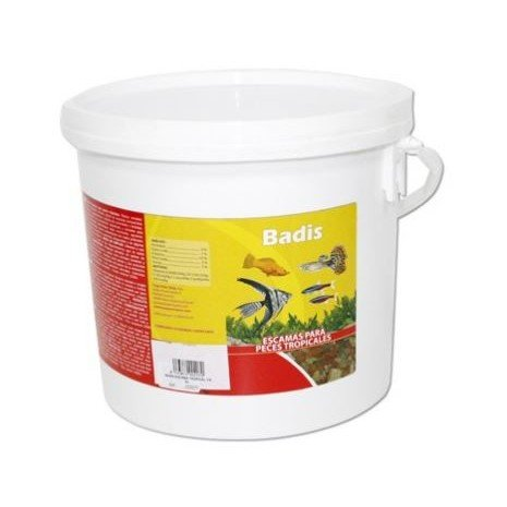 Comida Peces Agua Caliente 3L