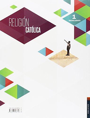 Religión Católica 1º Bachillerato (Ágape) - 9788426398796