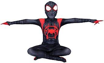 Amazon.com: Panmeihua Disfraz de superhéroe de licra para ...