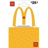 McDonald's Gift Card
