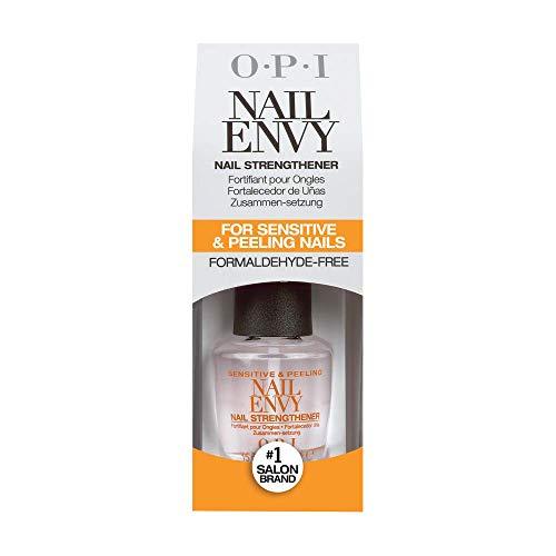 OPI Nail Envy Nail Strengthener, Sensitive and Peeling (Best Nail Hardener For Peeling Nails)