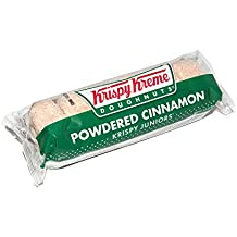 Krispy Kreme Powdered Cinnamon Doughnut (36 Ounce - Pack of 12)