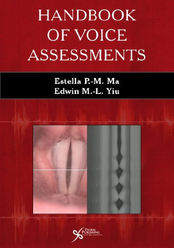 Handbook of Voice Assessments