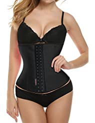 Womens Waist Cincher Trainer Body Tummy Girdle Control Corset Sport Shaper Belly Training