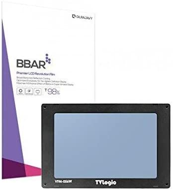 New Gilrajavy Bbar Tvlogic Vfm-056W HD Clear Camera Screen Protector 1Pc Hi-Defi