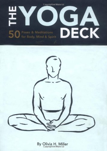 The Yoga Deck: 50 Poses & Meditations for Body, Mind, & Spirit