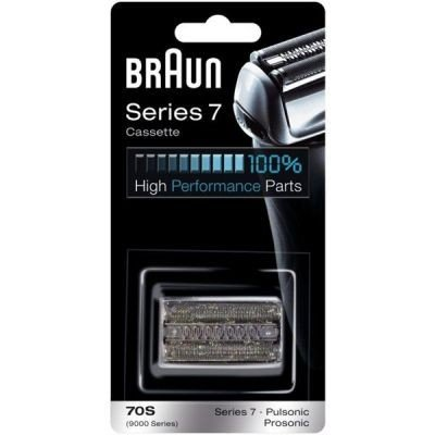 Braun Pulsonic Shaver 9595 (Braun 70S 9000 Series 7 720s-5 9595 790-1 9795 799cc-6 Shaver Cassette)