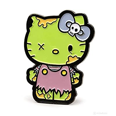 Kidrobot Hello Kitty x Time to Shine Blind Box Enamel Pin - ONE PIN: Toys & Games