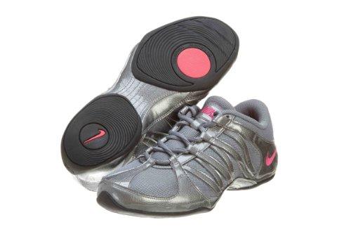 0b29286d31a2 Nike Women s NIKE MUSIQUE IV WMNS DANCE SHOES COOL GREY VIVID PINK ...