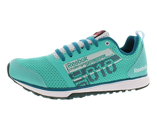 Reebok Crosstrain Sprint TR Womens Running Shoe 9 Teal-Blue-Emerald