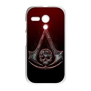 Assassin's Creed Motorola G Cell Phone Case White Rykwr