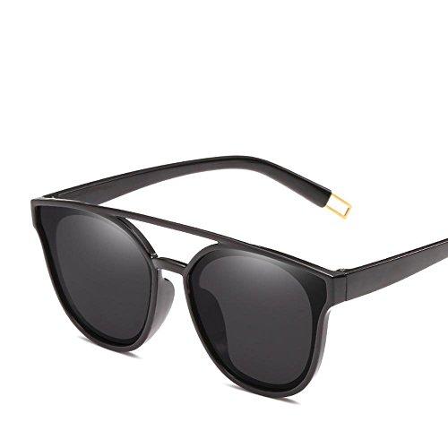 Aoligei European version coréenne du même style lunettes de soleil lunettes de soleil mode personnalité lunettes HD lunettes de soleil homme D