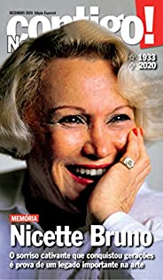 Revista Contigo! Novelas - Edição Especial - Memória: Nicette Bruno (1933 - 2020) (Especial Contigo! Novelas)