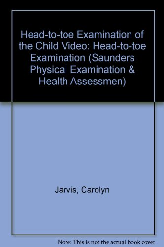 carolyn jarvis physical examination and health assessment pdf