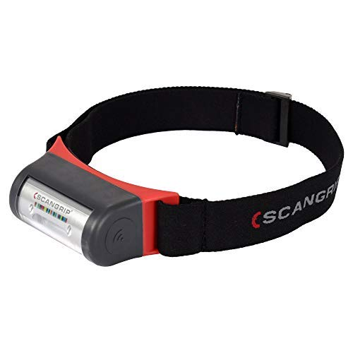 I-Match 2 Professional Color Matching Headlamp by Scangrip