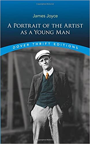 Amazon.com: A Portrait of the Artist as a Young Man (Dover Thrift ...