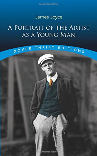 A Portrait of the Artist as a Young Man (Dover Thrift Editions) (Portrait Artist Young Girl)