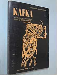 collection critical essay kafka 's guilt, critical essays understanding kafka yet it will not do to reduce his deliberately open-ended images to a collection of data data sheet analysis for kafka's.
