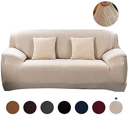 Amazon.com: Geggur Sofa Slipcover Elastic Sofa Covers Couch ...