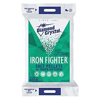Amazon Com Water Softener Salt 40 Lb Pellets Min Qty 63 63 Pieces Industrial Scientific