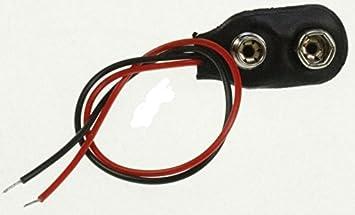 connecteur pile 9v