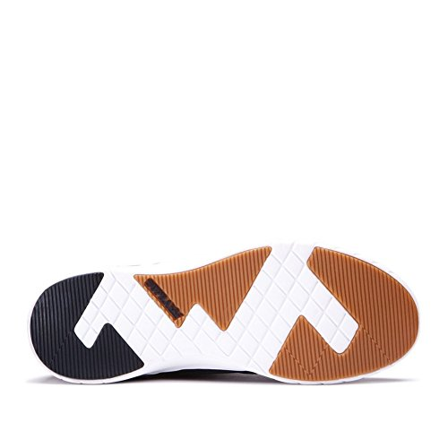 Supra Method Shoes - Dark Grey / White UK 7