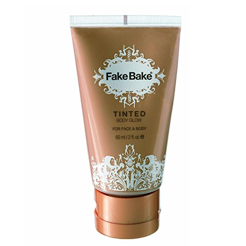 Fake Bake Tinted Body Glow Moisturizer, 2.65 Ounce