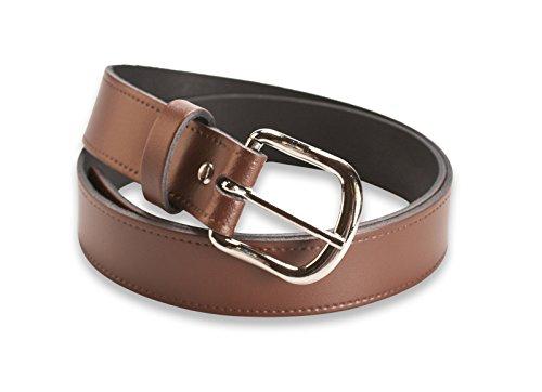 Hawkdale Men's Full Leather Belt - 1.25