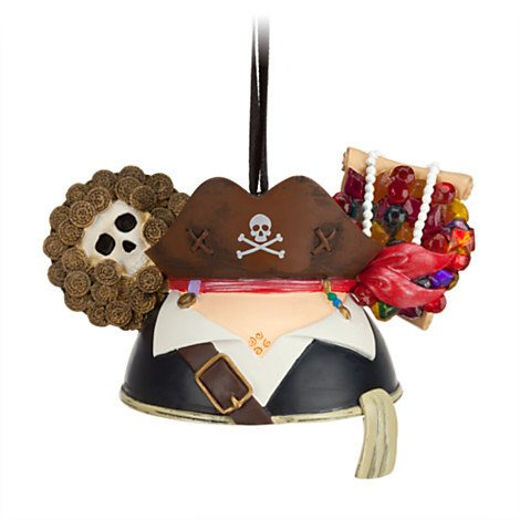 Disney Parks Pirates of the Caribbean Mickey Mouse Ears Hat ()