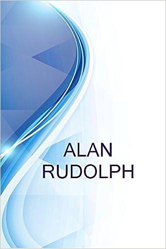 Alan Rudolph, Parts Director at Tom Bush Regency Motors: Ronald Russell, Alex Medvedev: 9781367118652: Amazon.com: Books