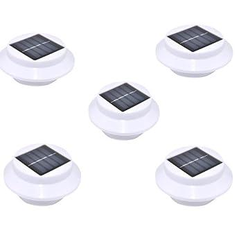 Patuoxun – & # 174, Solar, Inalámbrico, impermeable, detector de movimiento