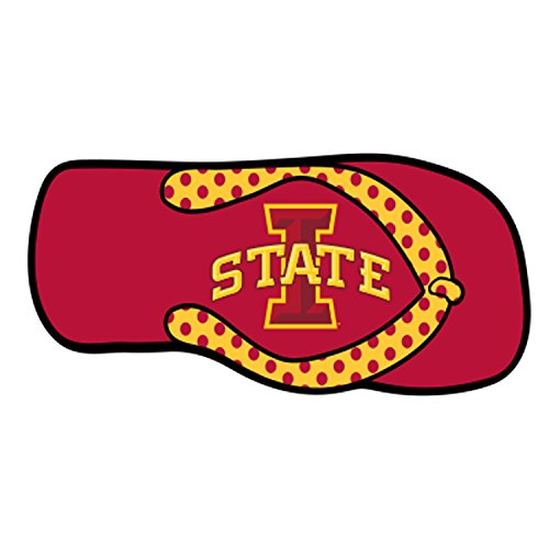 Iowa State HitchCover I-STATE FLIP FLOP HITCH COVER