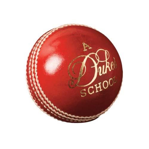 Dukes School Cricket Ball - JUNIOR