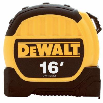 Stanley Consumer Tools DWHT36105 Tape Measure, 16-Ft. - Quantity 4