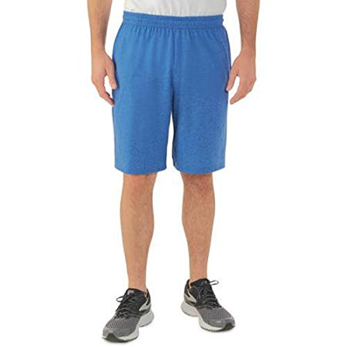 Fruit of the Loom Men's Jersey Short (Large, Retro Heather - Retro Boxer Shorts