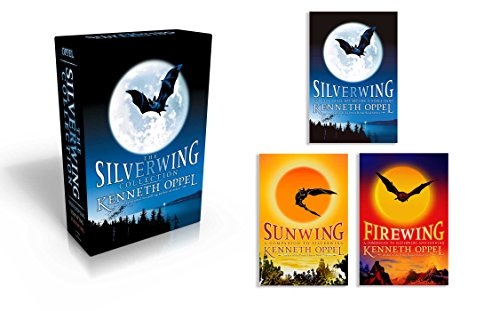 The Silverwing Collection: Silverwing; Sunwing; Firewing (The Silverwing Trilogy) by SIMON BYR (Image #2)
