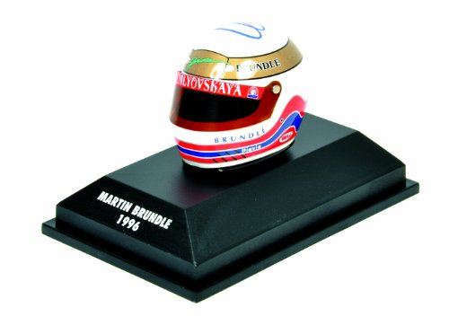 Minichamps 380960012 Model Formula 1 Helmet Martin for sale  Delivered anywhere in USA