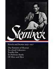 John Steinbeck: Novels and Stories 1932-1937 (LOA #72): The Pastures of Heaven/ To a God Unknown / Tortilla Flat / In Dubious Battle / Of Mice and Men