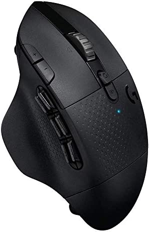 Logitech Lightspeed Wireless Gaming Mouse product image