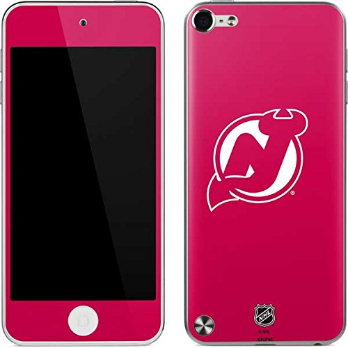 (NHL New Jersey Devils iPod Touch (5th Gen&2012) Skin - New Jersey Devils Color Pop Vinyl Decal Skin For Your iPod Touch (5th Gen&2012))