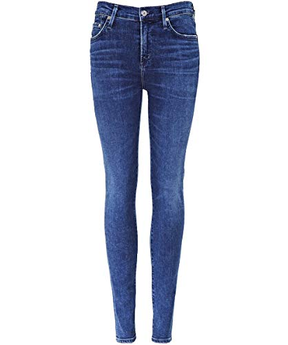 (Citizens of Humanity Women's High Rise Rocket Skinny Jeans 25 Glory)