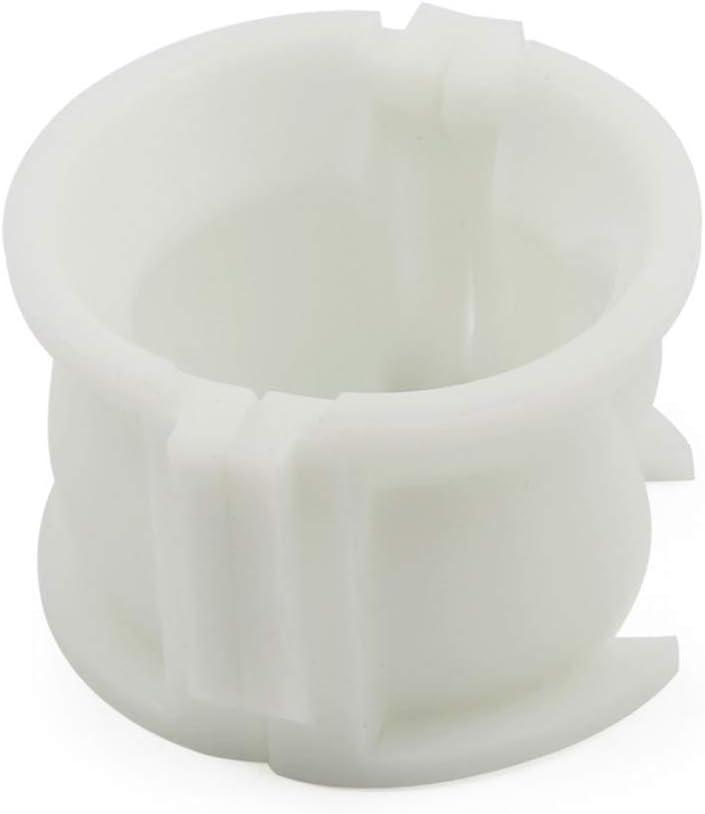 Bianco Kit di Riparazione boccola Leva del Cambio Taglia Libera boccola di Ricambio per Mercedes W639 Vito Viano