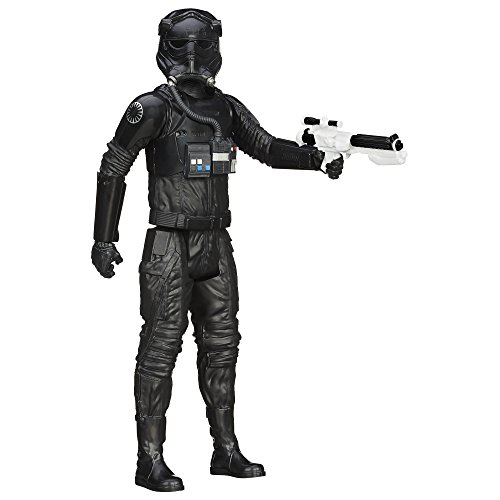 Star Wars The Force Awakens 12-inch First Order TIE Fighter Pilot