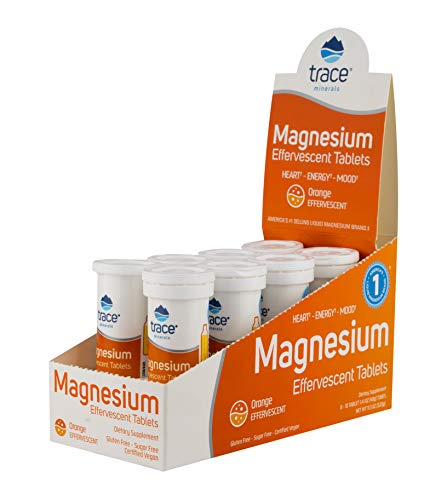 TRACE MINERALS Magnesium Effervescent Tablets