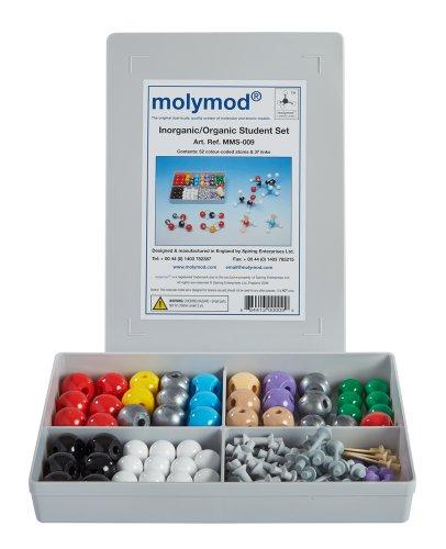 Baukasten für Molekülmodelle - Organische und anorganische Chemie by Science Shop
