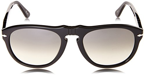 Sunglasses Men's Persol 0po0649 Round Black 4vwqTRw