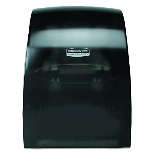 Kimberly-Clark Professional 09992 Touchless Towel Dispenser, 12 63/100w x 10 1/5d x 16 13/100h, smoke Kimberly Clark Paper Dispenser