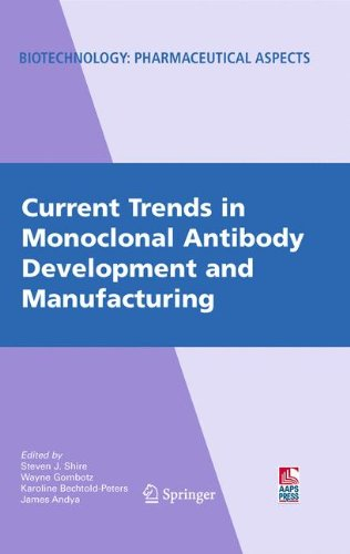 11  Current Trends In Monoclonal Antibody Development And Manufacturing  Biotechnology  Pharmaceutical Aspects